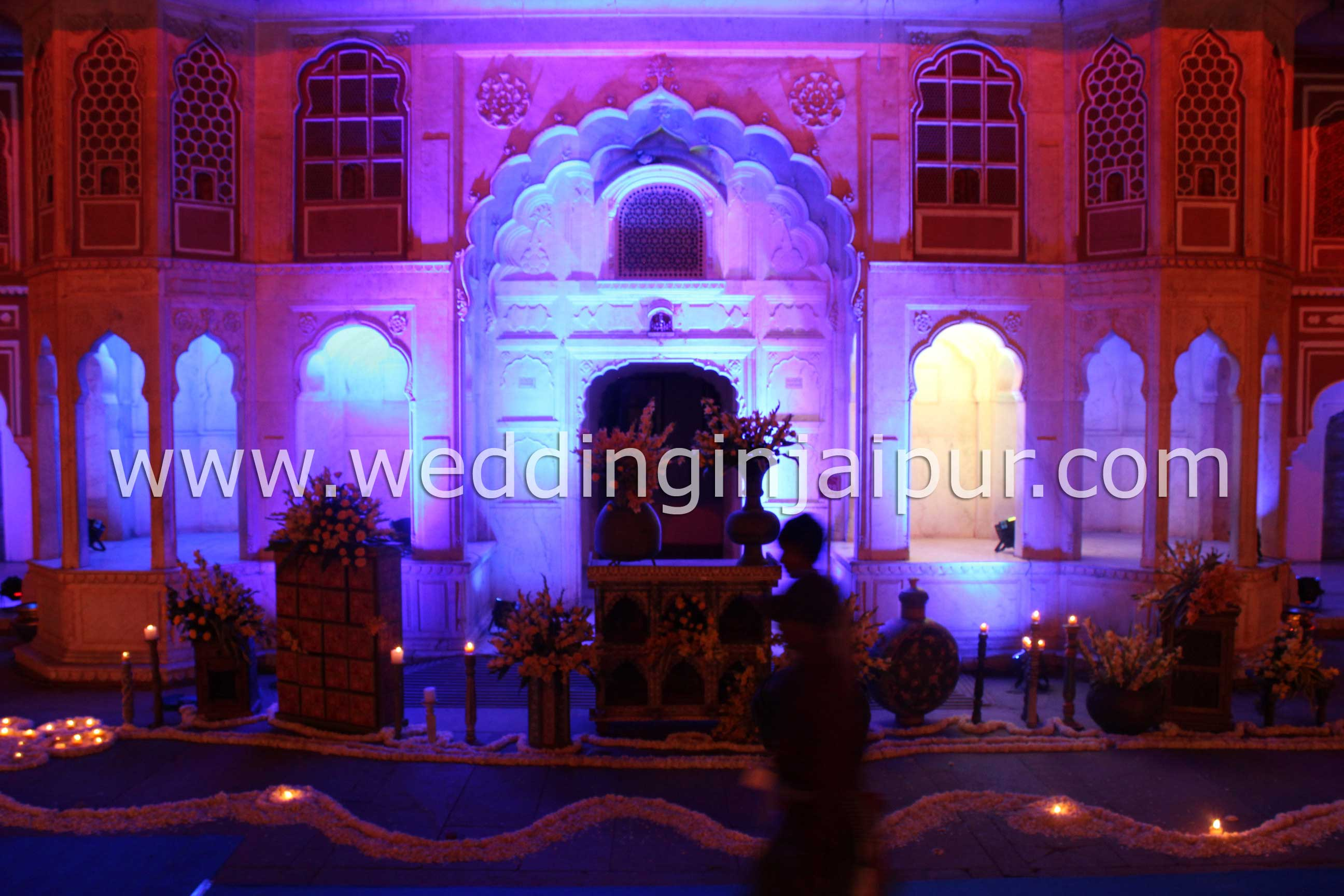 Awesome wedding stage decoration in jaipur wedding wedding venues at jaipur jaipur wedding places junglespirit Gallery