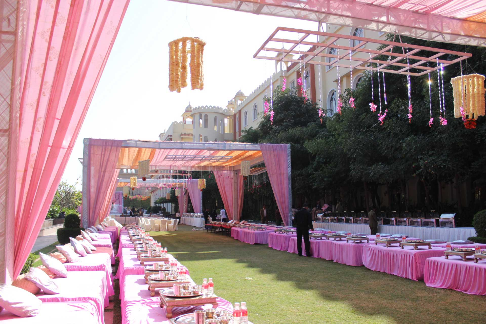 Wedding Event Banquet Le Meridien Jaipur